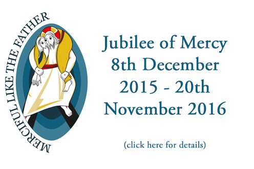 banner jubilee of mercy