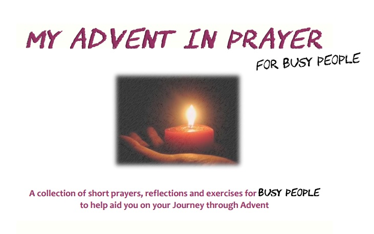 Advent In Prayer for Busy People