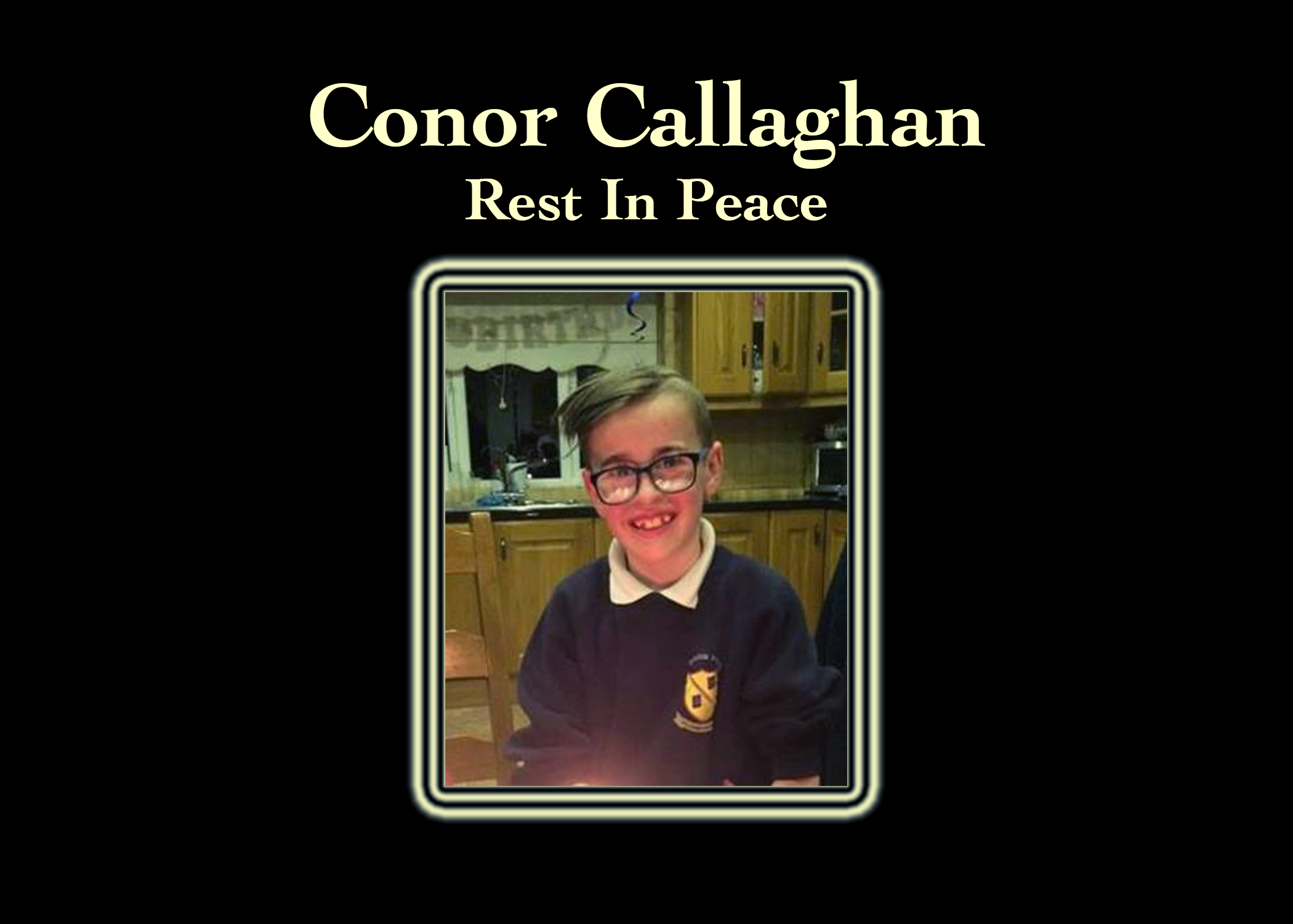 Conor Callaghan [Click on Image]