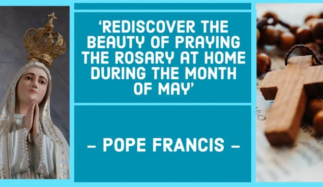 Rosary for May